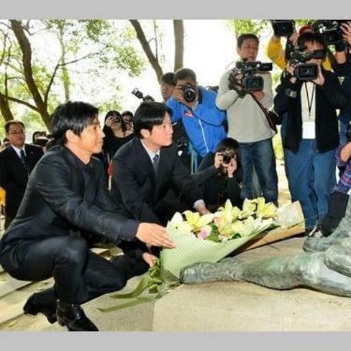 八田銅像遭損 賴清德:不影響台日友誼 | 社會 | 中央社即時新聞 CNA NEWS