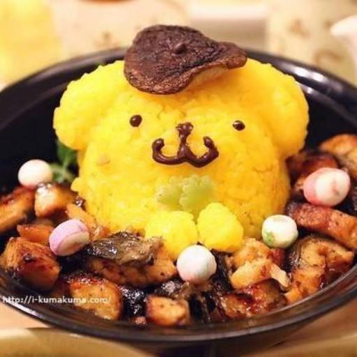 名古屋「布丁狗」主題餐廳 必點當地限定鰻魚飯!