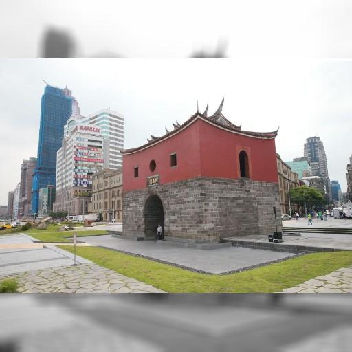 北門廣場啟用 帶你走入百年歷史 | 大台北 | 地方 | 聯合新聞網