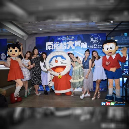 哆啦A夢生日派對 慶15年在台開票最高