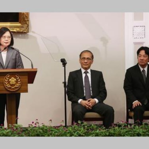 頼台南市長、行政院長に就任へ  蔡総統が発表/台湾 | 政治 | 中央社フォーカス台湾