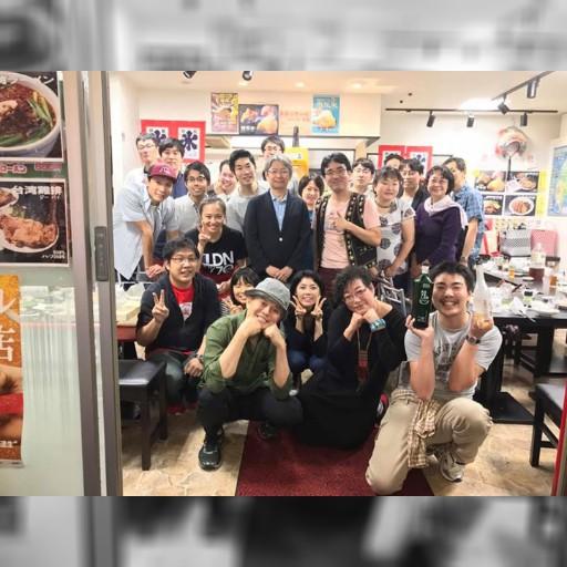 懇親会はSARIKAKAで台湾料理🎶
