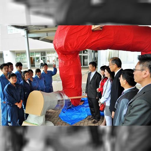 台湾の学校と姉妹校提携 科学技術高、開校10周年|静岡新聞アットエス
