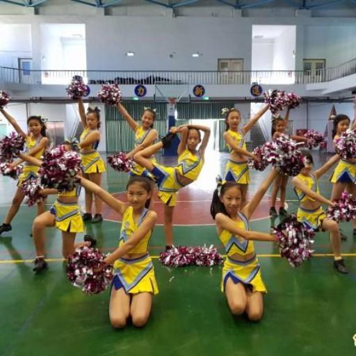 新進國小啦啦隊赴日參賽 台灣唯一國小代表隊 – 生活 – 自由時報電子報