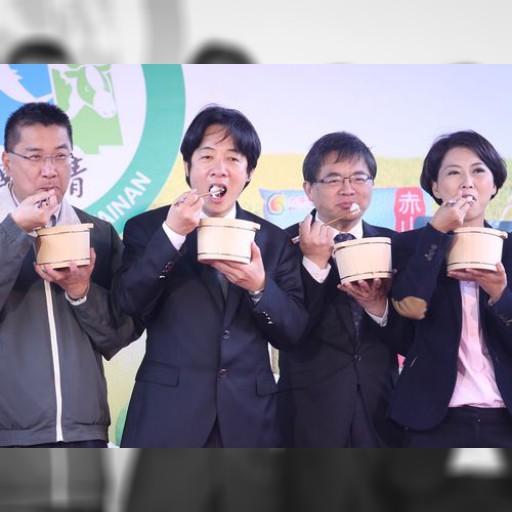 頼行政院長、台南産コシヒカリをPR 「本家に負けないおいしさ」 | 社会 | 中央社フォーカス台湾