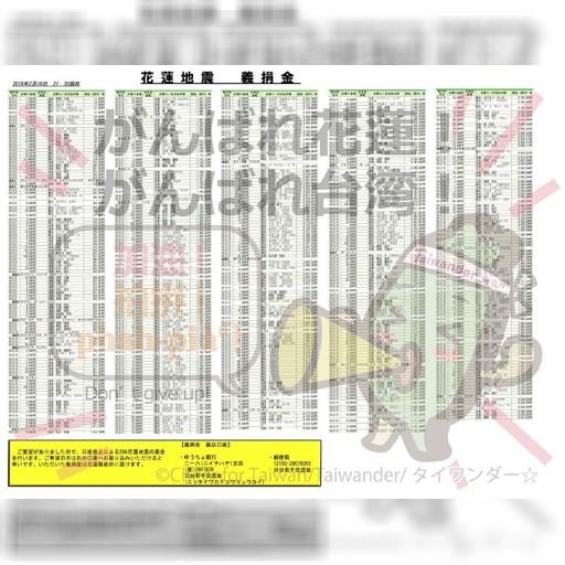 【募金状況報告 2/16 21:30現在】【街頭募金のお知らせ】
