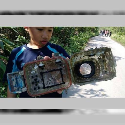 石垣島から台湾に漂着のカメラ、持ち主が見つかる | 社会 | 中央社フォーカス台湾