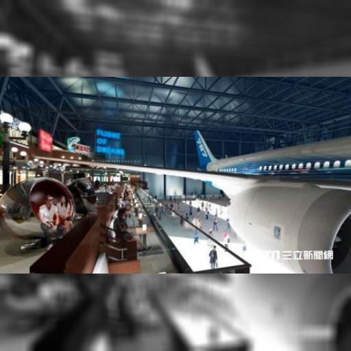 在機翼下用餐!名古屋波音787展示館 今夏開幕免飛美國 | 旅遊 | 三立新聞網 SETN.COM