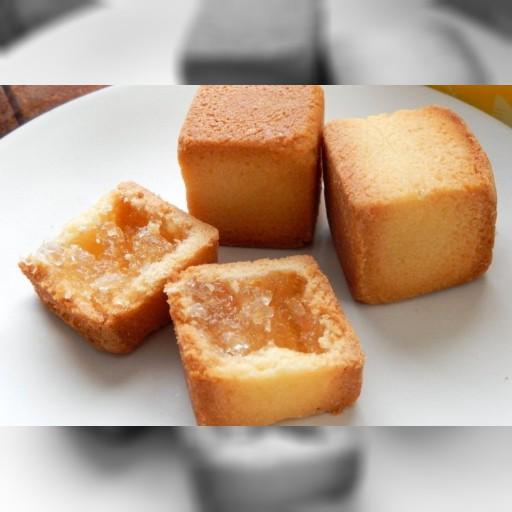 """崎陽軒の""""パイナップルケーキ""""がめちゃウマ!さくさくジューシー「パインキューブ」をみんなもっと食べるべき [えん食べ]"""