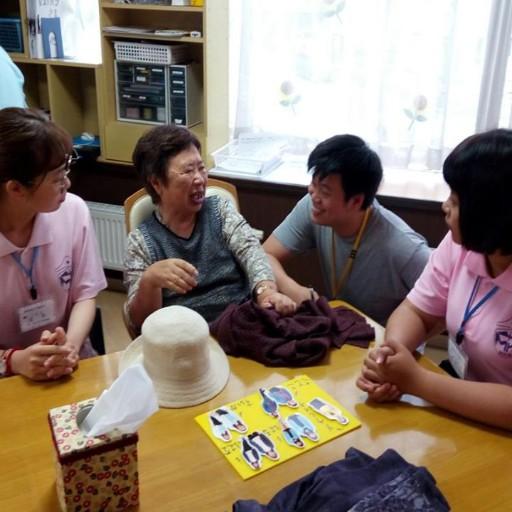 美和科技大學來日本北海道的小樽市為介護所實習!